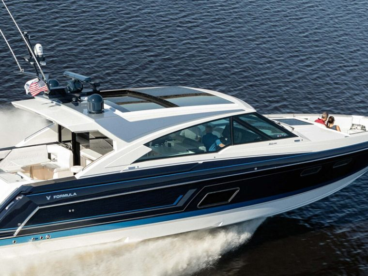 Mercury Marine introduces the all new V12 600hp Verado engine