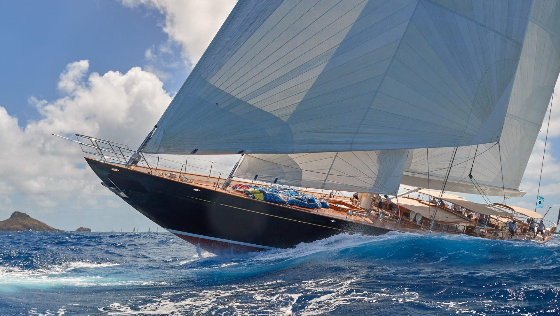 Rigging & Sails